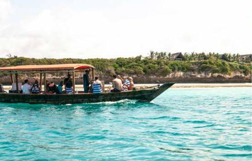 Snorkeling Blue Lagoon