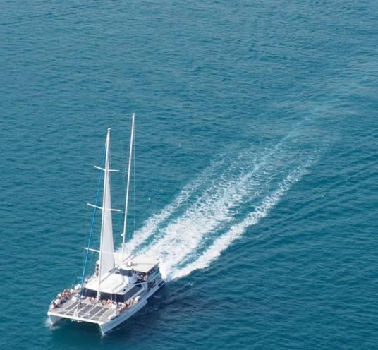 Catamaran Sunset Cruise in Nungwi